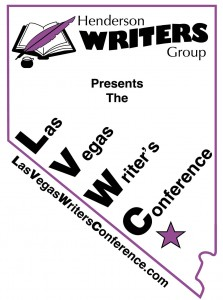 Las Vegas Writer's Conference April 28-30 2016